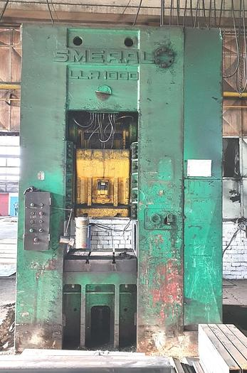 Used Press Knuckle Joint Coining LLR1000