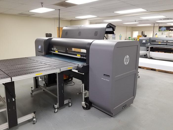 Used 2018 HP Scitex FB550