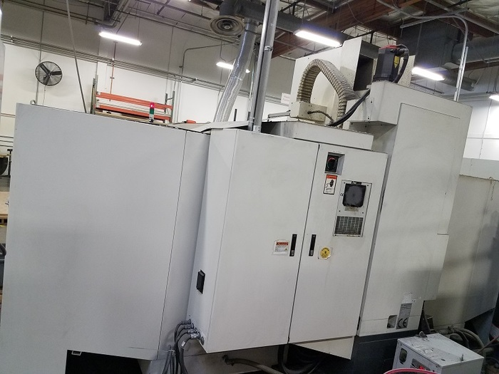 BULOVA KM 170 VERTICAL MACHINING CENTER