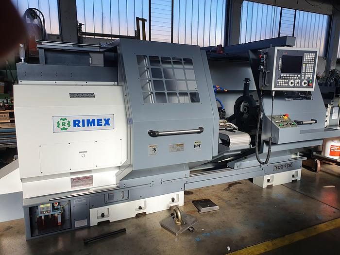 TORNIO CNC RIMEX 560 x 1500