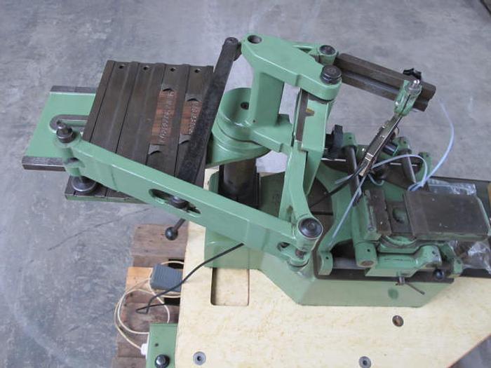 Gravier - und Beschriftungsmaschine Hasberg P70
