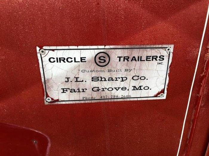 2000 CIRCLE Utility / Light Duty Trailers (up to 7,500 lbs) Cargo