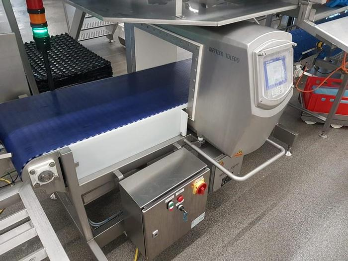 Used Mettler Toledo Safeline metaldetector