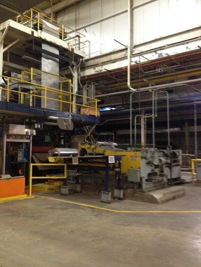 "60"" Aluminum Can-End Coating Line: CC-157"