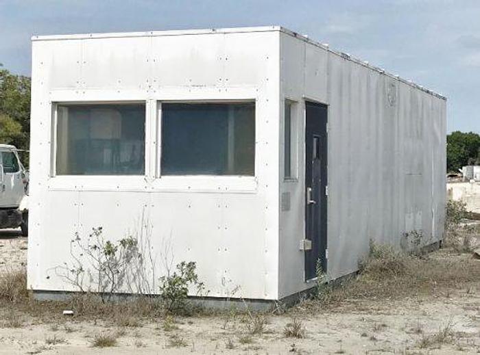 Used Aggregate Control House