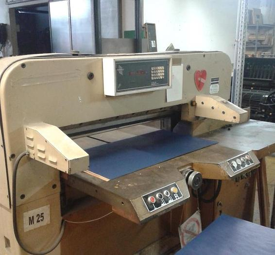 Used MANDELLI STAR 200 – Guillotine