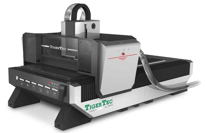 TigerTec TR408 ATC CNC Robot
