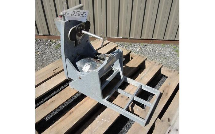 Used USED TOP ENTRY MIXER, 0.25 HP