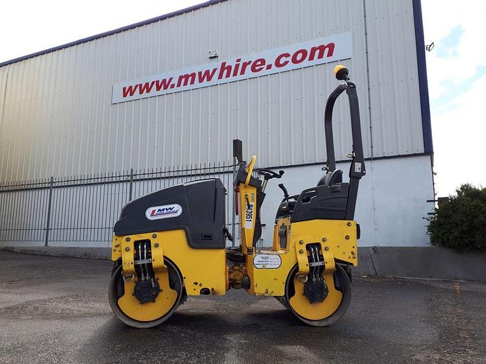 Used Bomag BW120AD-5