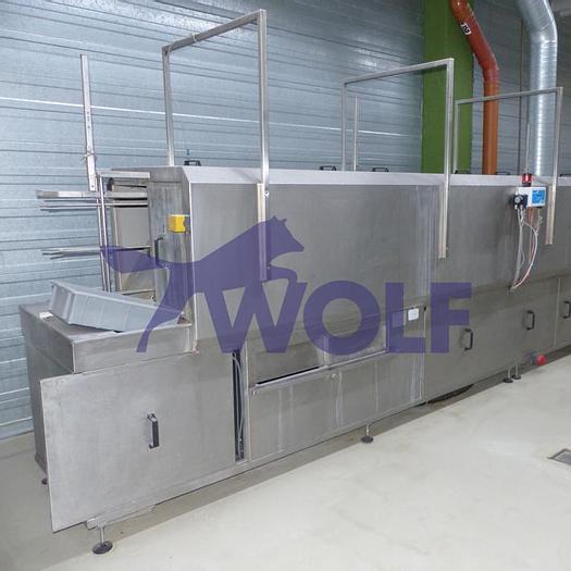 Gebraucht gebr. Formenwaschmaschine UNIKON, Netherlands