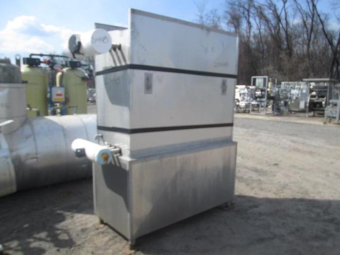 Used Chester Jensen Evaporator; Md#xb-4-ot-3-32