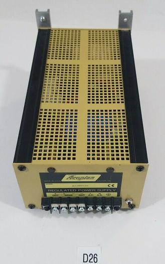 *PREOWNED* ACOPIAN A12MT650 Regulated Power Supply 12V 250V  50-400Hz + Warranty