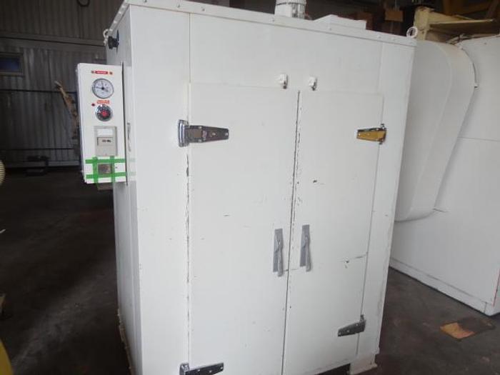 Used WLS gum base warming cabinet
