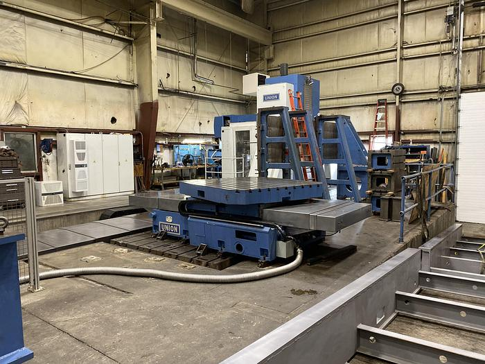 2006 UNION MODEL FC-1 CNC TRAVELING COLUMN UNIVERSAL MACHIINING CENTER