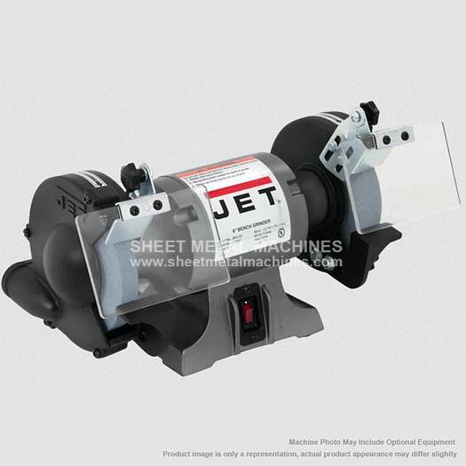 JET JBG-6B Shop Bench Grinder 577101