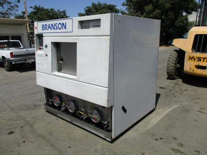 VERY EXPENSIVE BRANSON MODEL CPN-217-126H ULTRASONIC SPIN WASHER / RINSE / DRYER