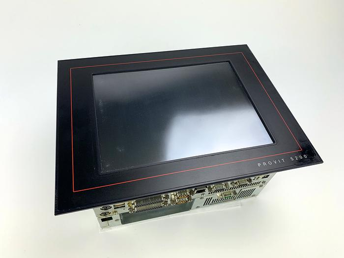 Used BNR Provit 5200 Touch Control Monitor