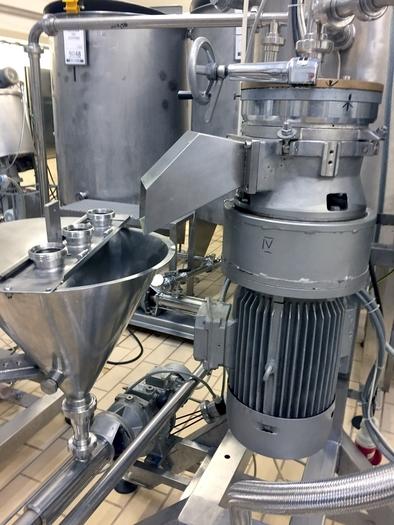 Fryma MK160A Corundum Stone Mill