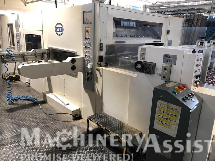 Used YOCO JY-1650E automatic die-cutter