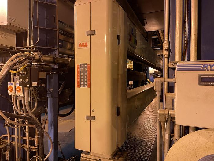 """Used 290"""" ABB SCANNER UPGRADED 2016"""