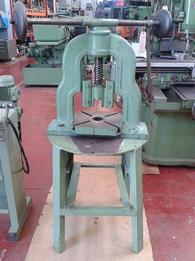 Usata Bilanciere manuale a Vite diametro 60 mm