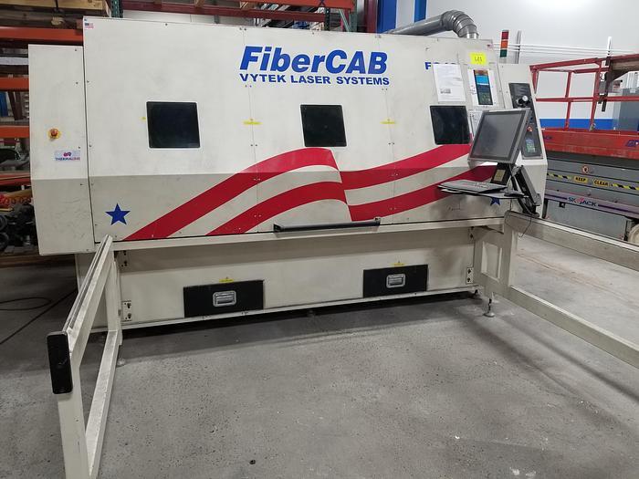 Used Vytek Fiber CAB Laser FC48