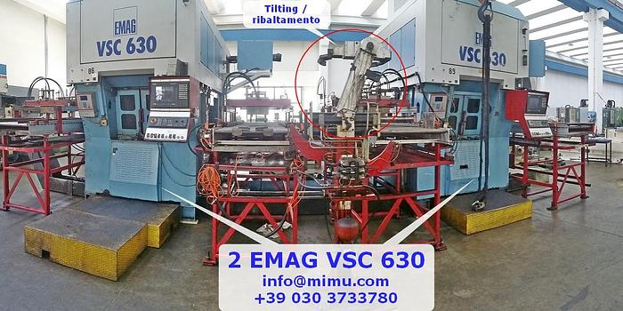 EMAG VSC630