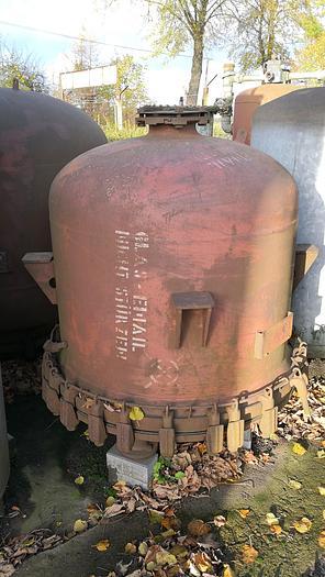 Used Reaktor wewnętrznie emaliowany