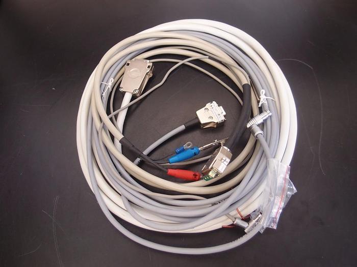 Used Leybold Vacuum 150 13 Cable FMK2GL (1222)