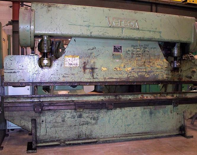 Used Verson 14' x 90 Ton Mechanical Press Brake