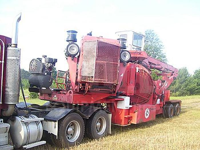 Used 1992 Morbark 27 RXL Whole Tree Chipper