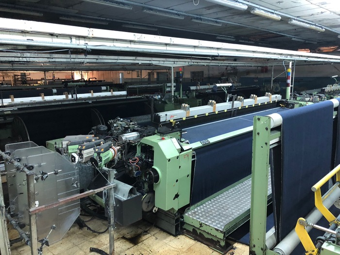 2001 30 Sulzer -B 390 N4 EP R D1--THESE MACHINES ARE SOLD P7250