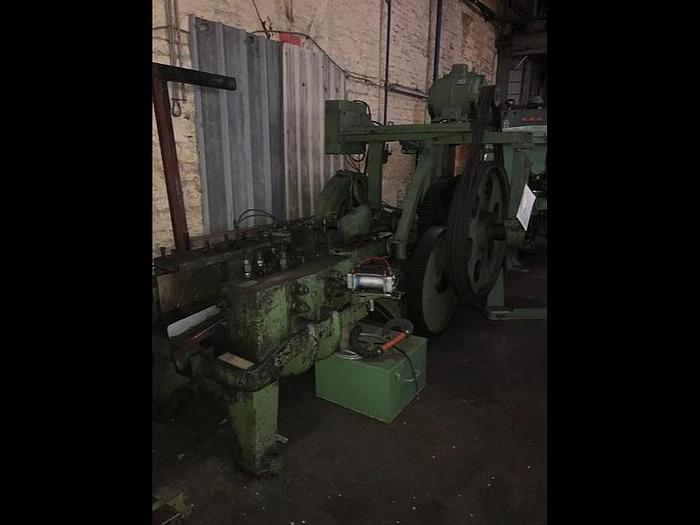D'occasion HORIZONTAL THREAD ROLLING MACHINE HUGE CAPACITY KAYSER (NATIONAL) M24 X 200 MM
