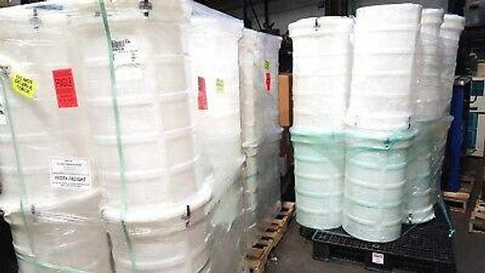 Used NEW Thermo Fisher Bioprocessing Containers 100L Drums Great for Beer Wine Makers