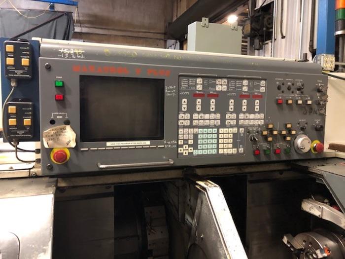 2001 MAZAK Dual Turn 20 (Twin Spindle CNC Lathe)