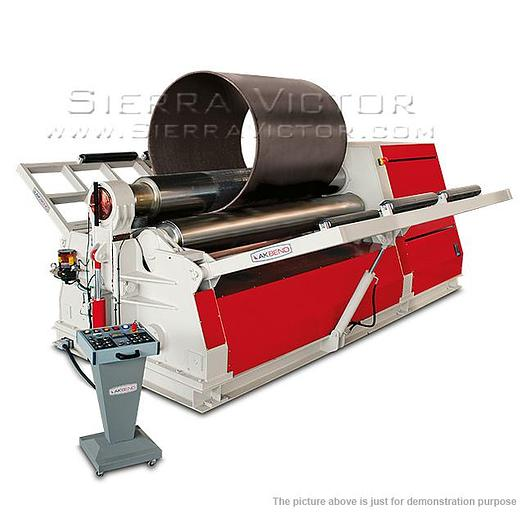 AKYAPAK 4-Roll Hydraulic Plate Roll AHS 30/16
