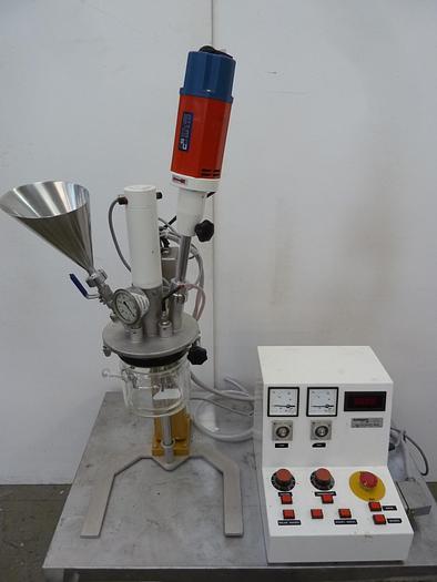 Used B 15101 E - Lab Cream Manufacturing Plant ESCO LABOR EL-1