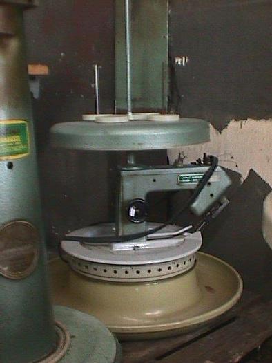 Gebraucht Rundkranzkettelmaschine KETTMA  Kl. 100 Z E07/08