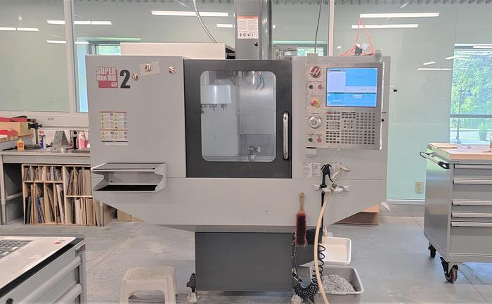 Used 2014 Haas Super Mini Mill 2