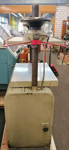 hydraulic book press KRAUSE 49x69cm