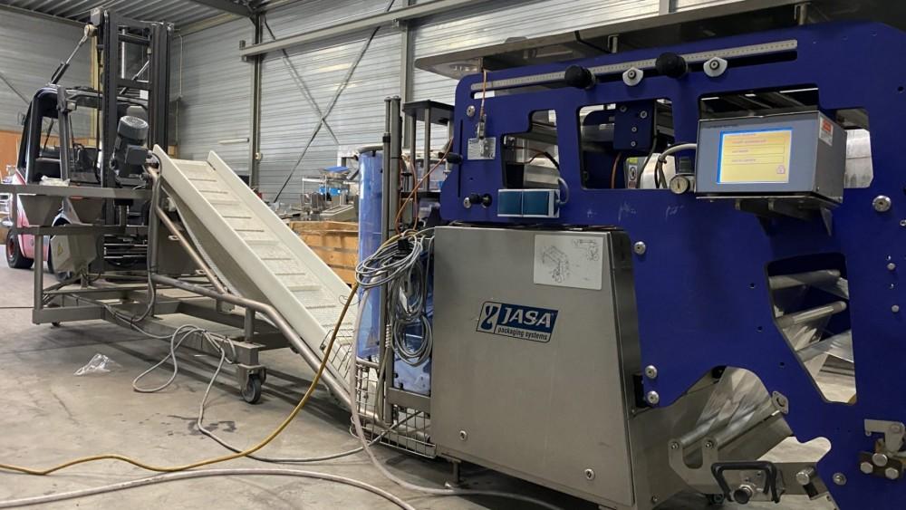 Used Jasa vertical bagging machine