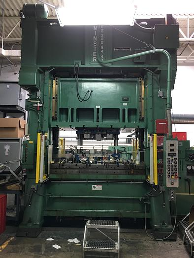 300 ton E2 Minster SSDC Mechanical Press