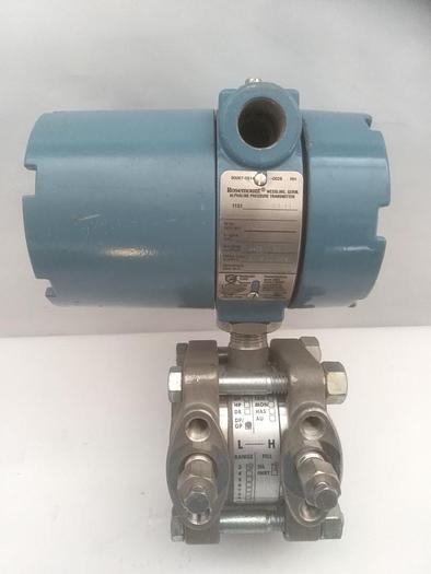 Gebraucht Drucktransmitter R 1151 Smart, DP3 S22 C1 I1, Rosemount, Eex