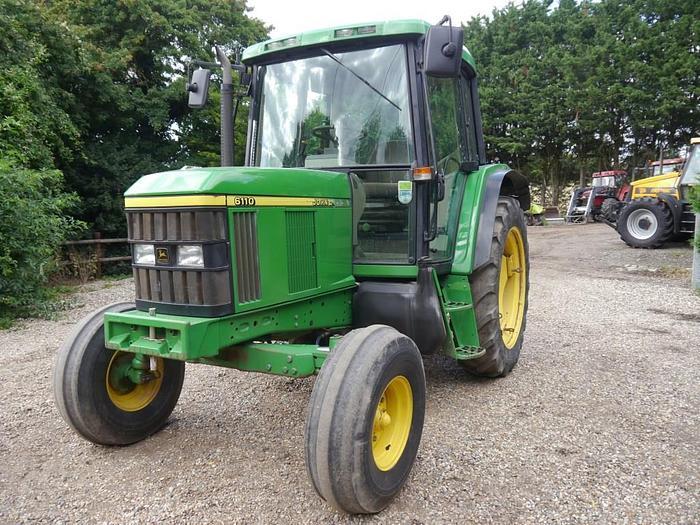 Used John Deere 6110 2wd Tractor