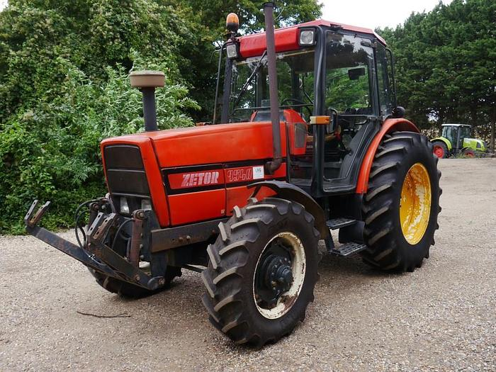 Used Zetor 9540 4wd Tractor