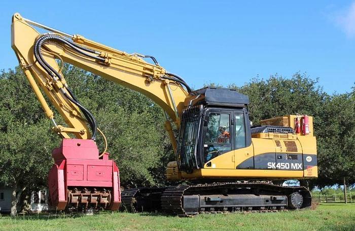 Used Caterpillar 323 D Excavator