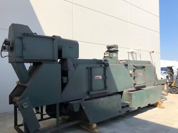 A.R.E.  Industries  Conveyor Washer Hot Conveyor style