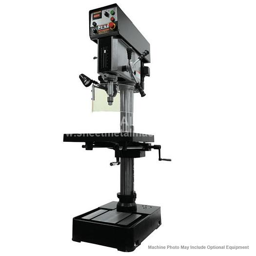 JET JDP20VST HD Variable Speed Drill Press with Tapping 354240