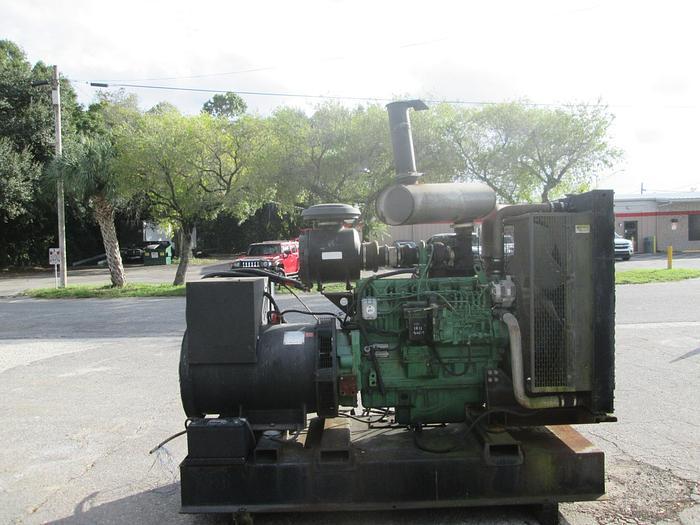 Used Magnaplus 250KW Generator