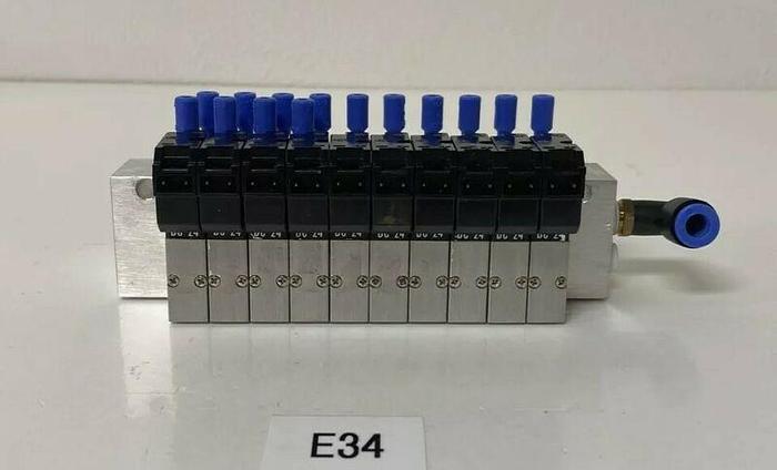 Used PARKER KURODA PCS241B-NB-D24